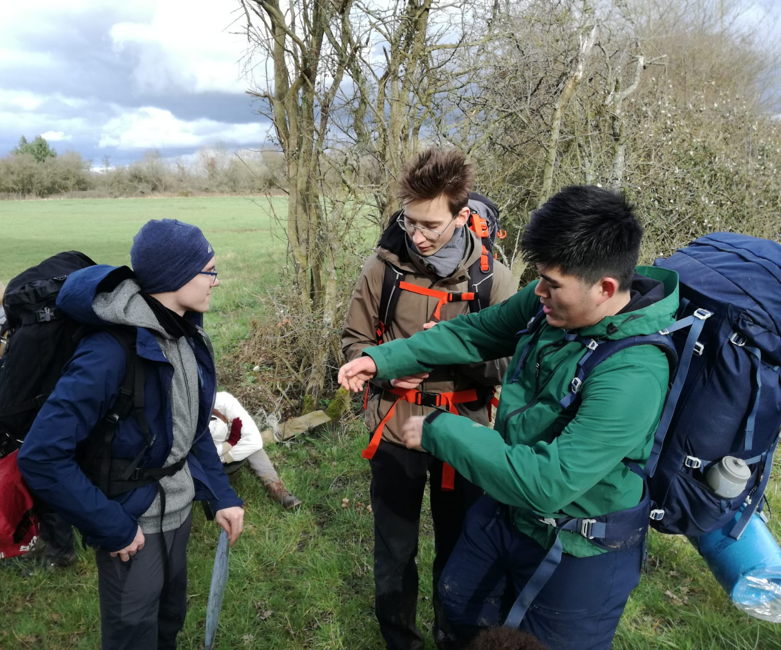 IB Duke of Edinburgh trip 2019-20