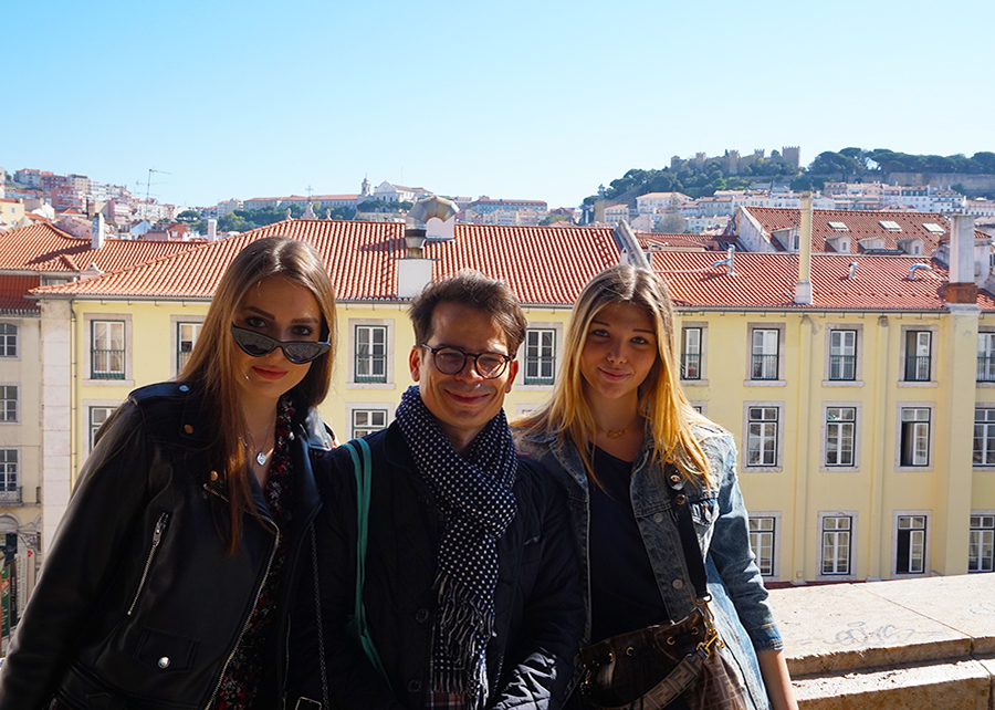 CAS experience to Lisbon 2019-1