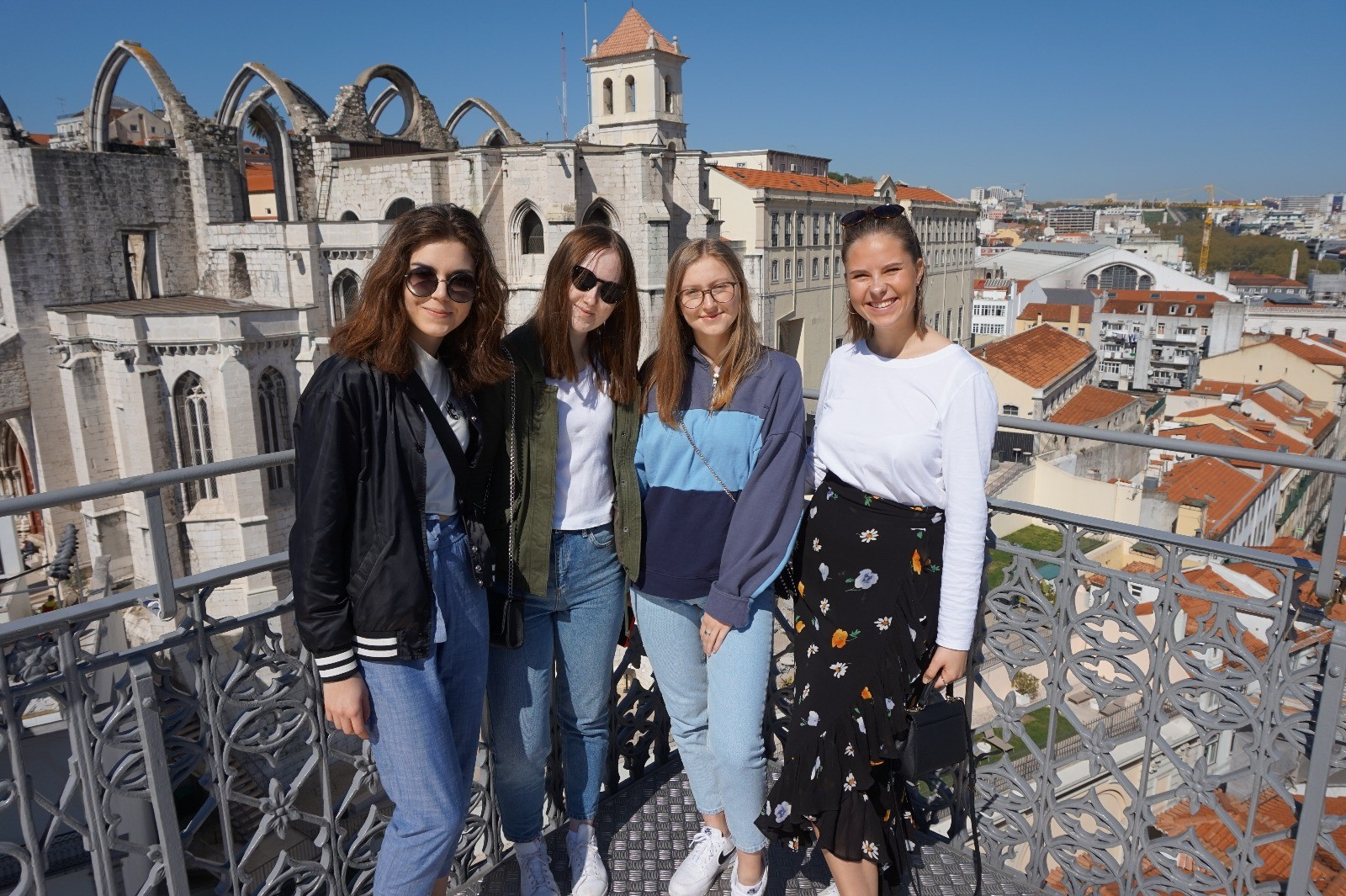 CAS experience to Lisbon 2019-16