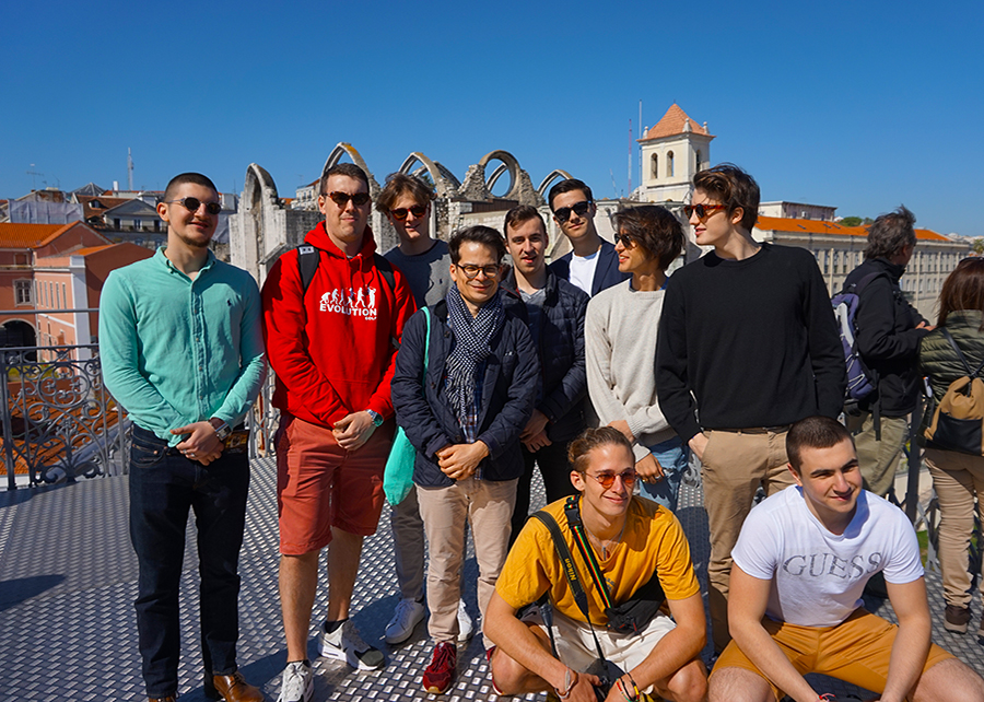CAS experience to Lisbon 2019-4