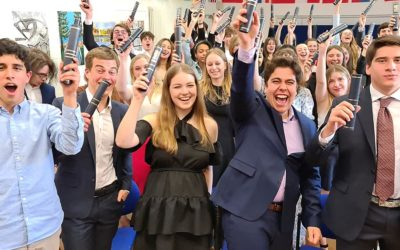 Celebrating our best ever IB results!