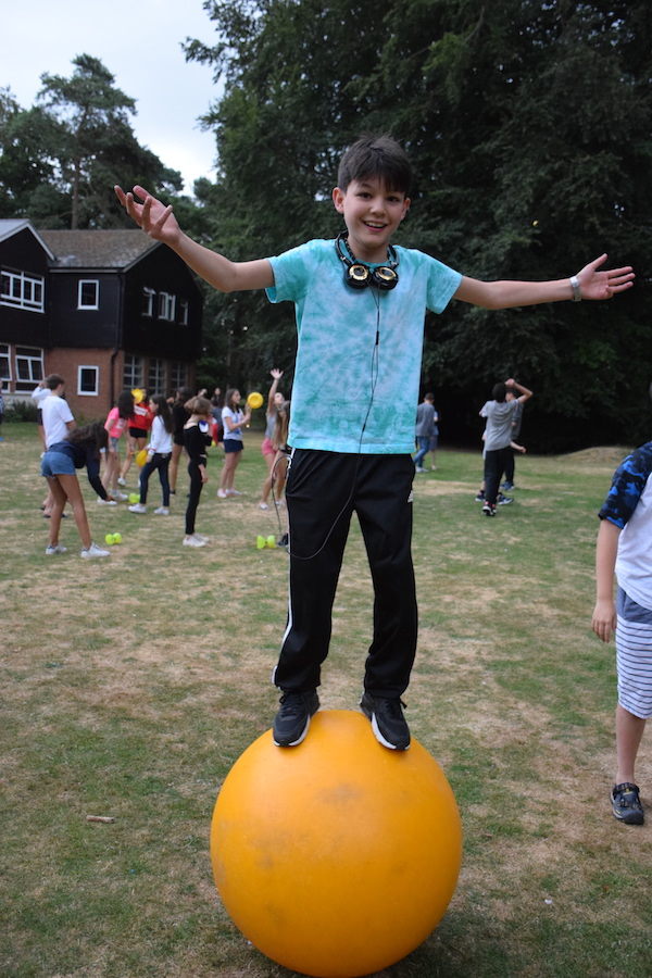 Junior - Activities