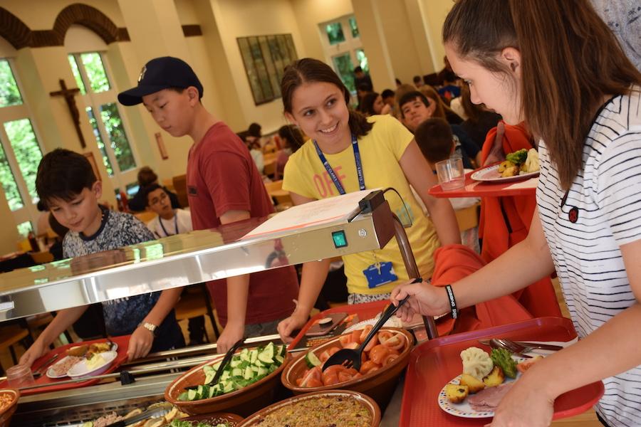 Junior - Dining Hall