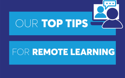 Our Remote Learning Top Tips