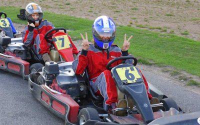 Go Karting in Oxford