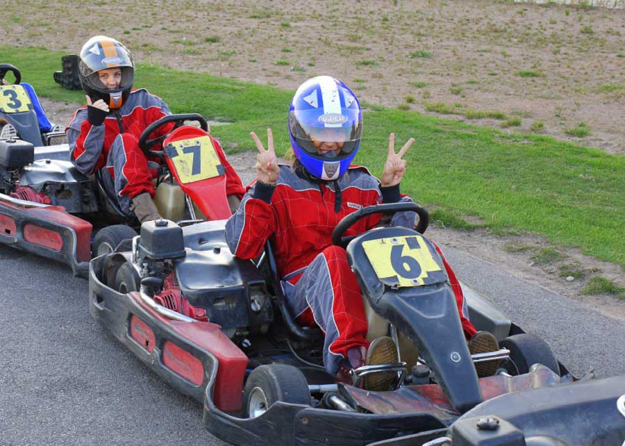 kart over oxford street adults excursions go karting thumbs up | St Clare's, Oxford kart over oxford street