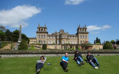 A day at Blenheim Palace