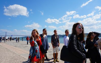 A student view: Our CAS experience in Lisbon