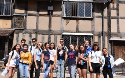 Stratford Walking Tour