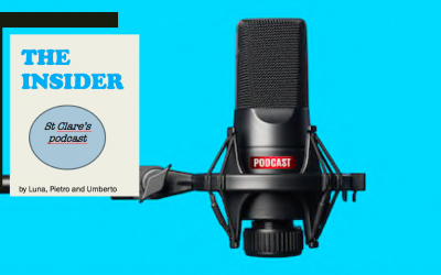 """The Insider"" podcast"