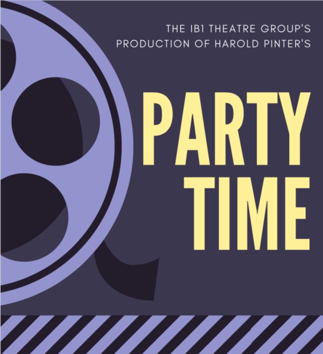 Party Time- Harold Pinter