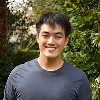 Kevin - recent IB graduate from St Clare's Oxford
