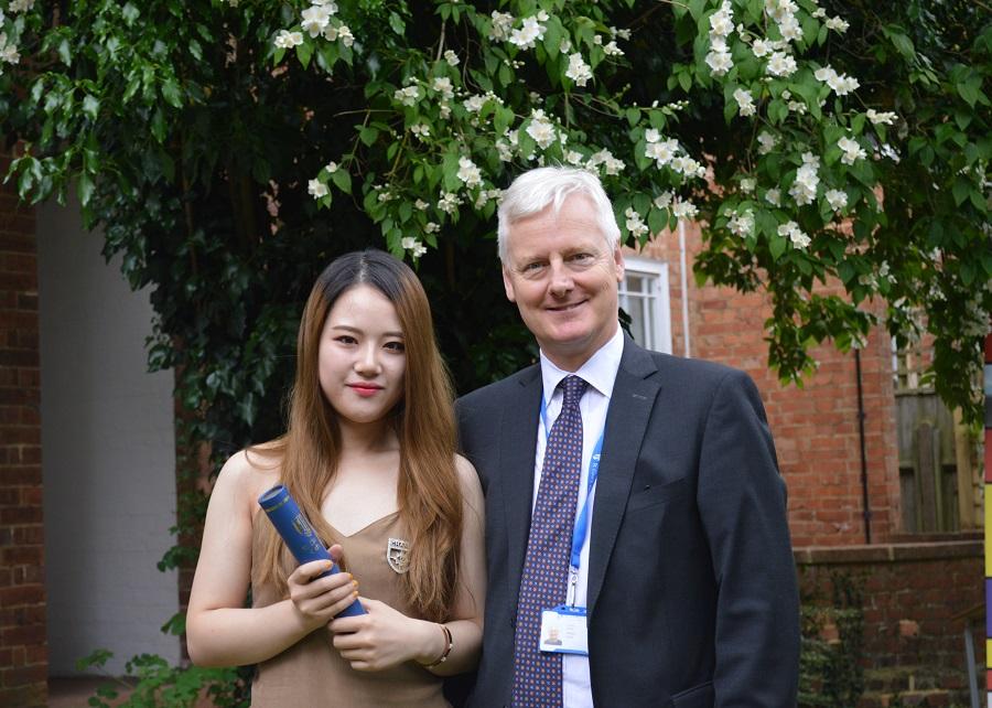 University Foundation Course graduation